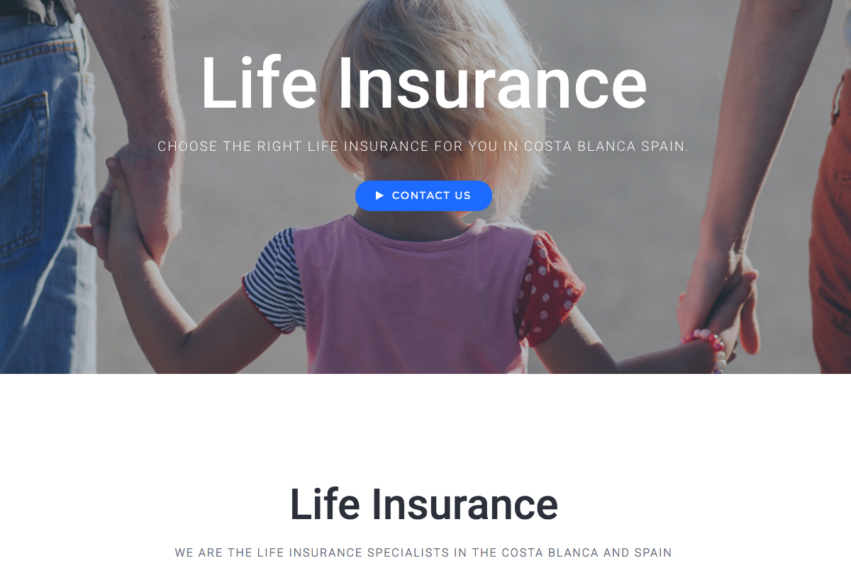 Turner Insurace Spain blog about life insurance